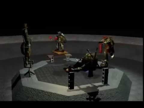 TMNT Movie Game Demo 2 - YouTube