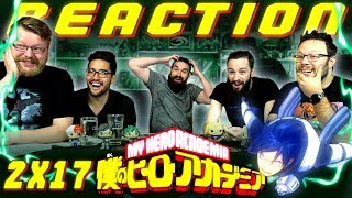 "My Hero Academia [English Dub] 2x17 REACTION!! ""Climax"""