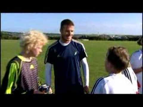 David Beckham - Adidas Dream Big