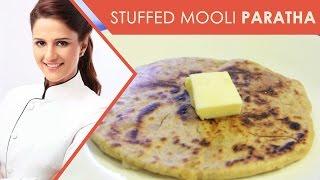 Stuffed Mooli Paratha | Mooli Paratha | Indian Paratha | Paratha Recipes | Veg Recipes