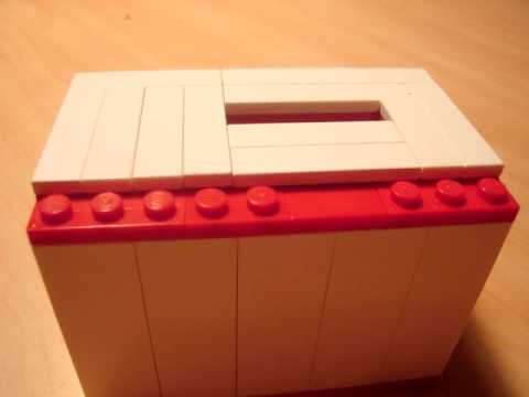 How to make a Lego Coin Bank - YouTube