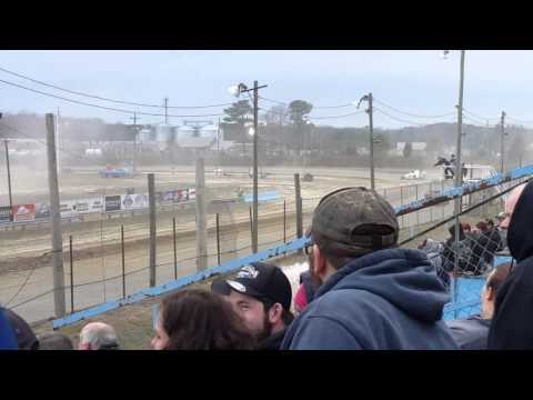 3-12-2016 Vintage feature at Georgetown Speedway