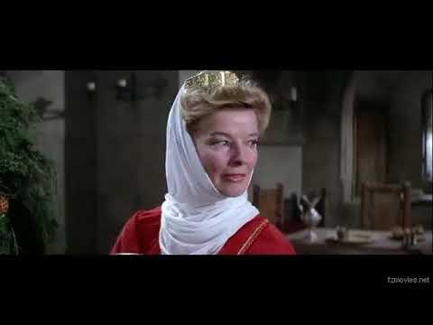 "Download Katharine Hepburn as Eleanor of Aquitaine - ""The Lion in Winter"""