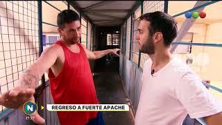 El regreso a Fuerte Apache - Telefe Noticias