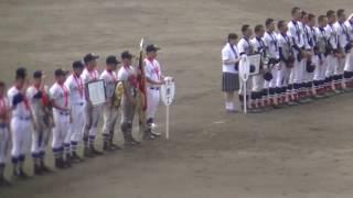 20160725 第98回全国高等学校野球選手権秋田大会閉会式