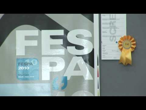 Highlights from the 2010 FESPA Awards - FESPA TV