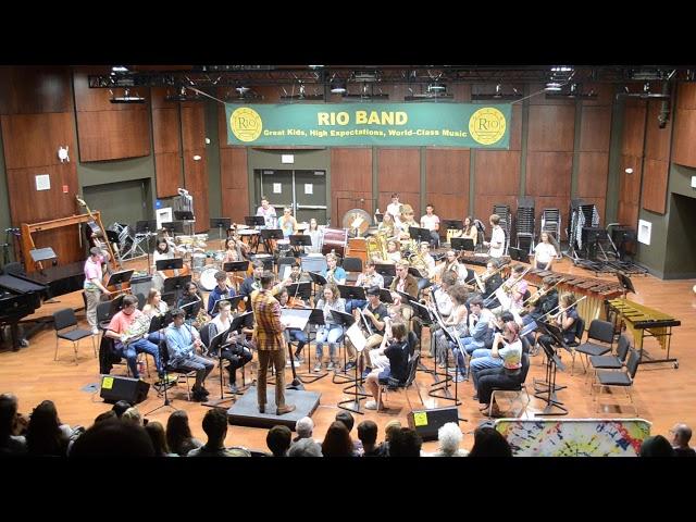 HCB - American River Songs - 11.8.19/Playathon