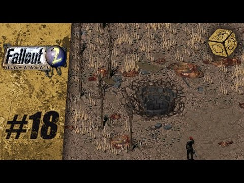 Modoc's exploding outhouse - Let's Play Fallout 2 #18