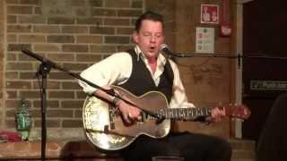 Ian Siegal plays Pony Blues