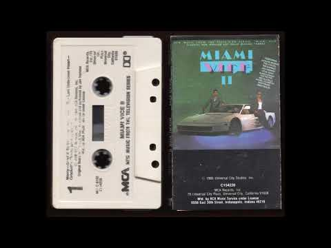 Miami Vice II - New Music from The Television Series - Full Album Cassette Tape Rip - 1985