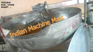 Halva Making Machine - Indian Machine Mart