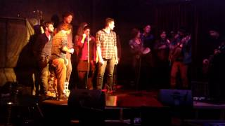 Dylan Tribute - Like a rolling stone  all in finale at Tago Mago 26/5 2015