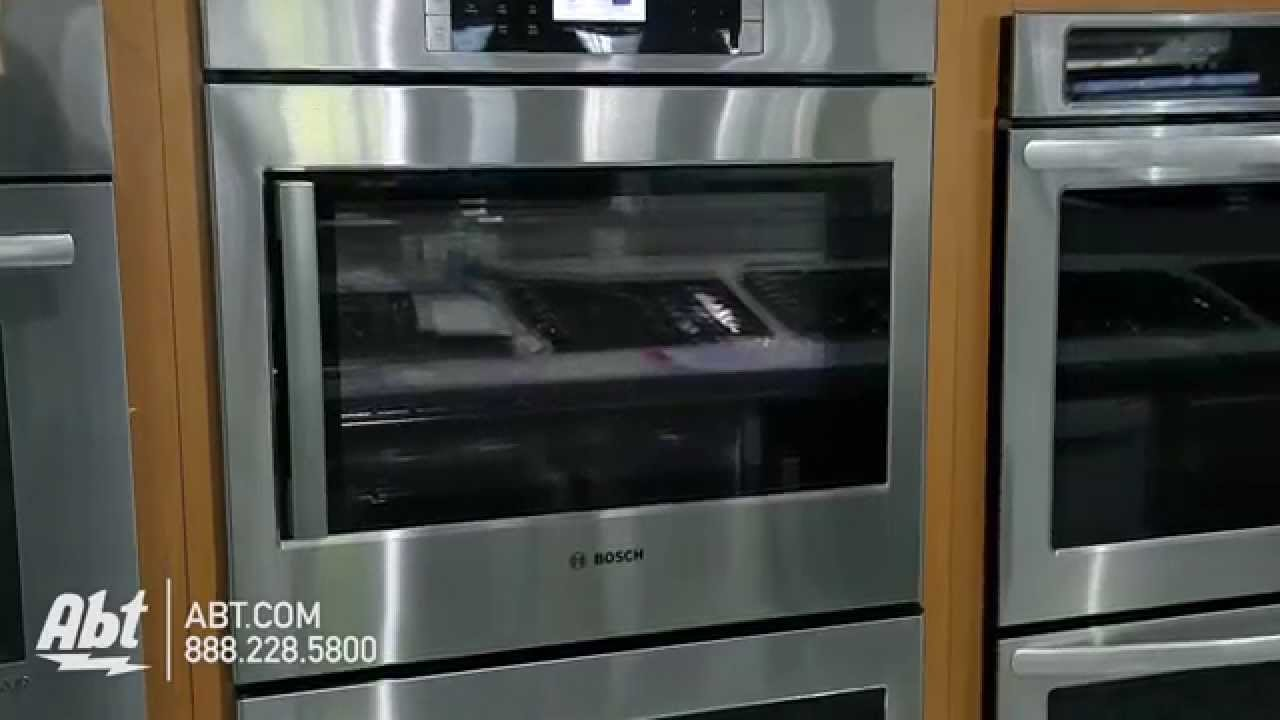 Bosch Benchmark Series Double Oven Hblp651 Overview