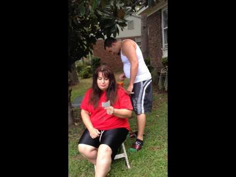 Moms did the ALS challenge