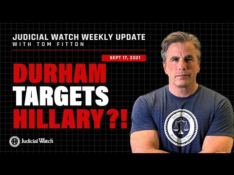 Durham Targets Hillary?! What is Biden Hiding? Ashli Babbitt Cover-Up, Fetal Organ Trafficking