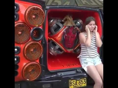 Car Power Bass