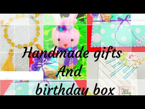 Cute gift for loved ones/DIY Unique gift box tutorial/birthday gifts/how to decorate a gift box
