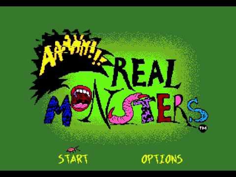 Aaahh!!! Real Monsters あー!...