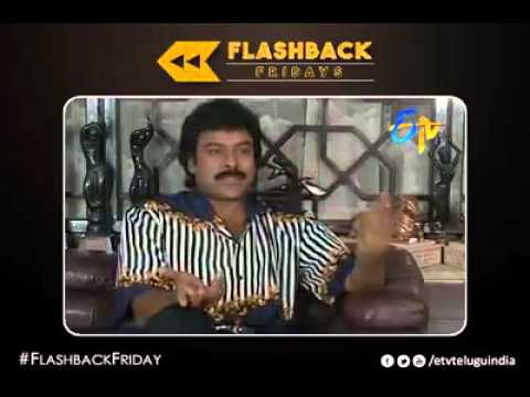 Rare Interview of Chiranjeevi