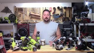 Ryobi vs Porter Cable - 6 pc tool kits compared