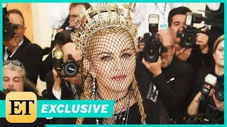 Madonna Embodies 2018 Met Gala Theme With Epic