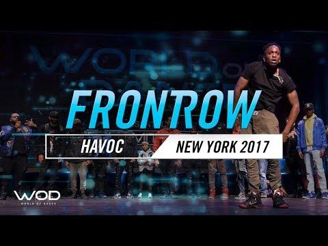 Havoc   BattleFest Judge Showcase   World of Dance New York 2017   #WODNY17