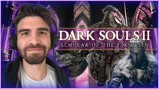 Dark Souls 2 SOTFS - Selling my organ for the greater good of humanity - Cactusss Stream