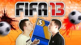 Fifa 13 Ut - 'score & Conquer' #5 - If Farfan Or If Kuba?