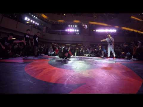 Who Is Bboy King BboyPocket BboyVero 2 on 2 Exhibition Battle