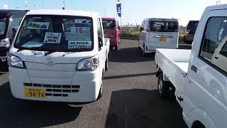 ВиЛог, Япония. Квадратные машины в автосалонах