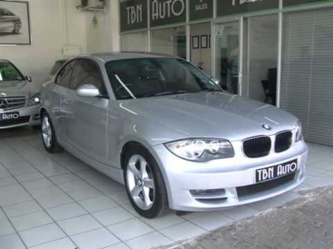 2009 bmw 1 series 120d coupe auto for sale on auto trader south africa youtube. Black Bedroom Furniture Sets. Home Design Ideas
