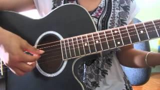 VÙNG TRỜI BÌNH YÊN - Guitar Cover Tạ Bích Ngọc