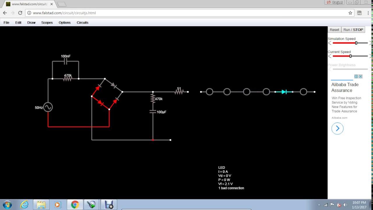 Online Circuit Designing & Simulation By Ranjeet RaN - YouTube