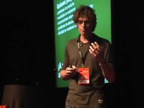 The Economy of the Anxious - Martin Lousteau at TEDxRosario