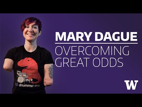 Motivational Talk - Overcoming Great Odds - Mary Dague (US Army Vet & Purple Heart Recipient)