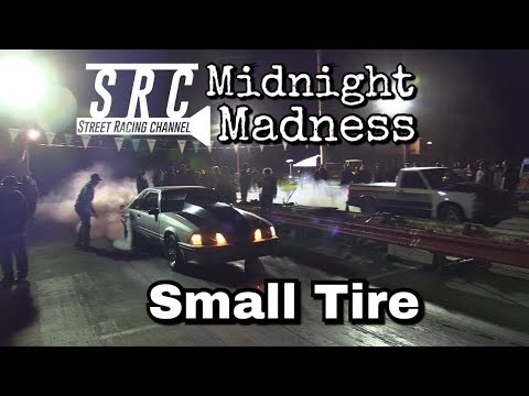 SRC Midnight Madness Small Tire Coverage September 2017