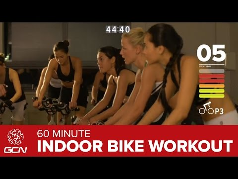 Cycling Workout - Get Fit With GCNs 60 Minute Turbo Trainer Class
