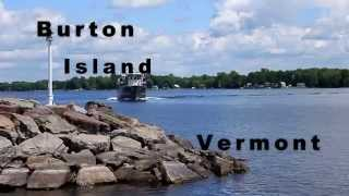 Burton Island State Park-what A Wonderful World