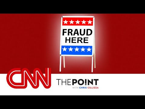 How 'election fraud' remains *the* GOP talking point