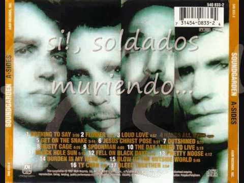Soundgarden - Hands all over (subtitulado al español)