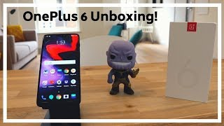 OnePlus 6 Unboxing & Spec Overview in Under 4 Mins!