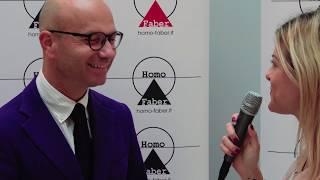 Marco Rosati | Laser Informatica srl | Evento Homo Faber
