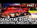 Deadstar Assembly - Destroying Ourselves Tour (Part 1 of 6)