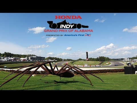 Sunday at the 2018 Honda Indy Grand Prix of Alabama