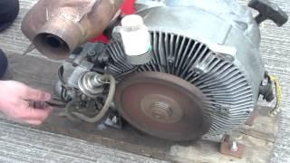 Rotary Wankel Engine Sachs KM914A 300cc 15.8Bhp @3000rpm
