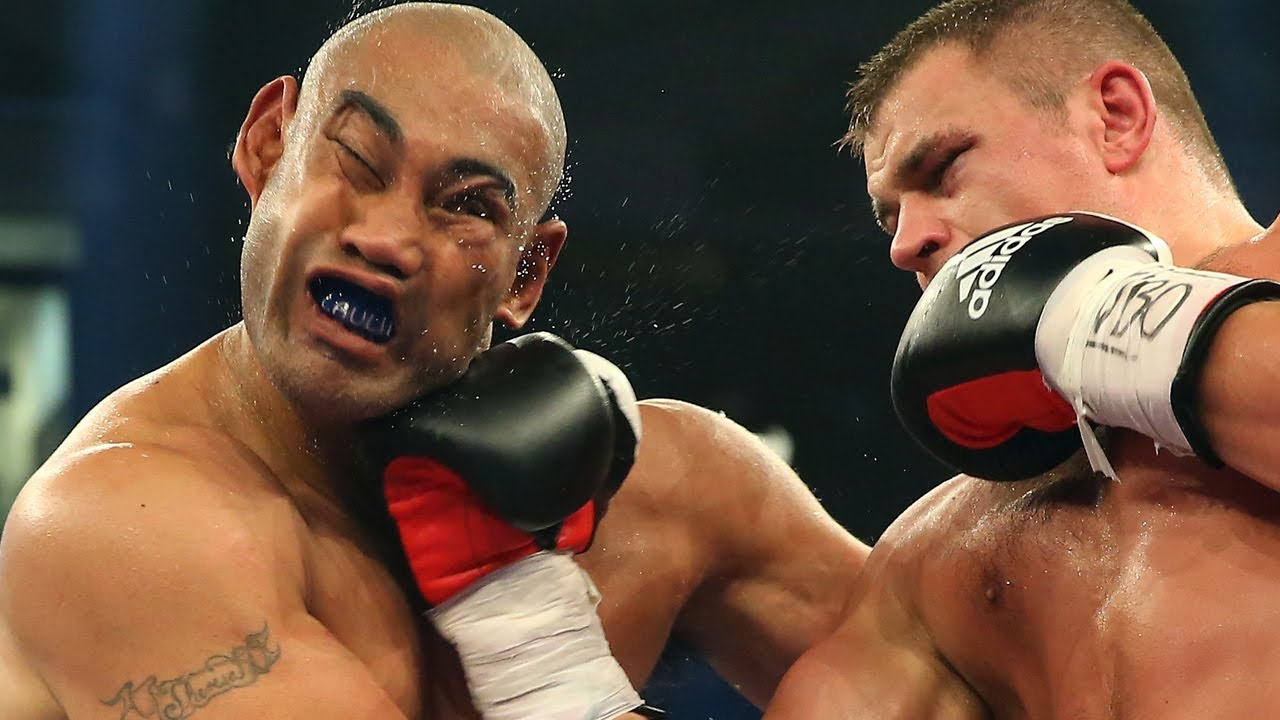 2013's Hardest Punches Caught On Camera