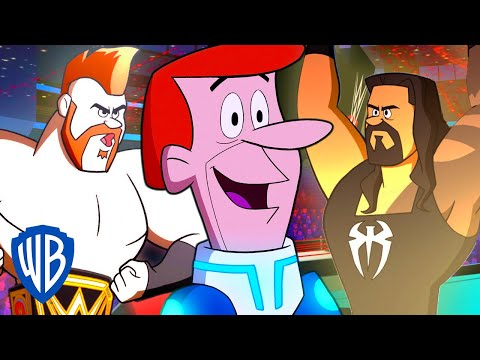 Thumbnail: Jetsons & WWE Robo-Wrestlemania | In the Ring