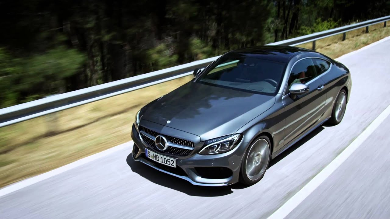 c class coupe 2017