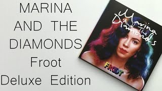 Baixar Marina And The Diamonds Froot (Deluxe Edition) | Unboxing