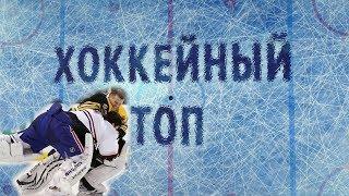 10 самых жестких драк хоккейных вратарей